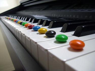 Video sul pianoforte