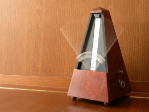 metronomo pianoforte